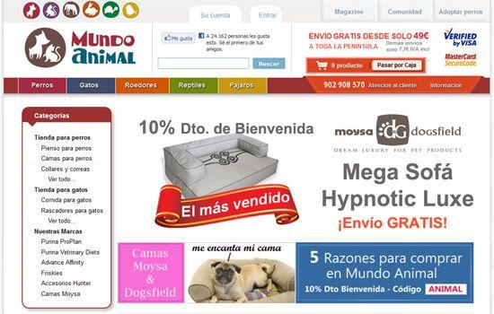 comprar mascotas por internet: