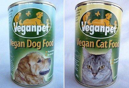 Veganpet, comida para perros y gatos