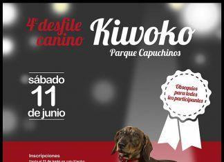 4º desfile canino en Salamanca