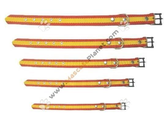 Collar de naylon para perros for Como hacer un collar para perro