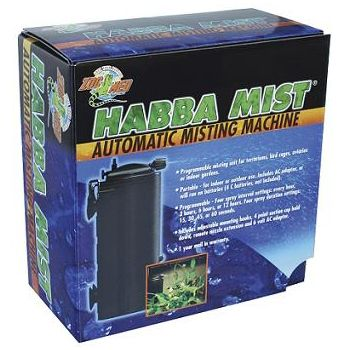 Generador de humedad para terrarios