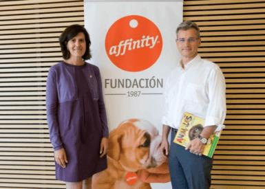 Animales de la Fundación Affinity