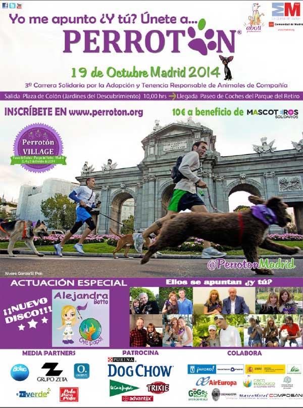 Perroton Madrid 2014