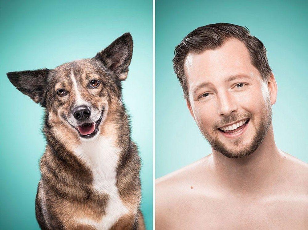 Parecidos entre perros y dueños
