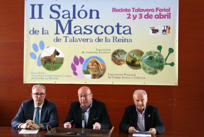 II Salón de la Mascota en Talavera de la Reina